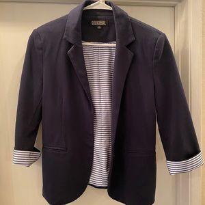 Nicole Miller Quarter Sleeve Blazer Suit Jacket
